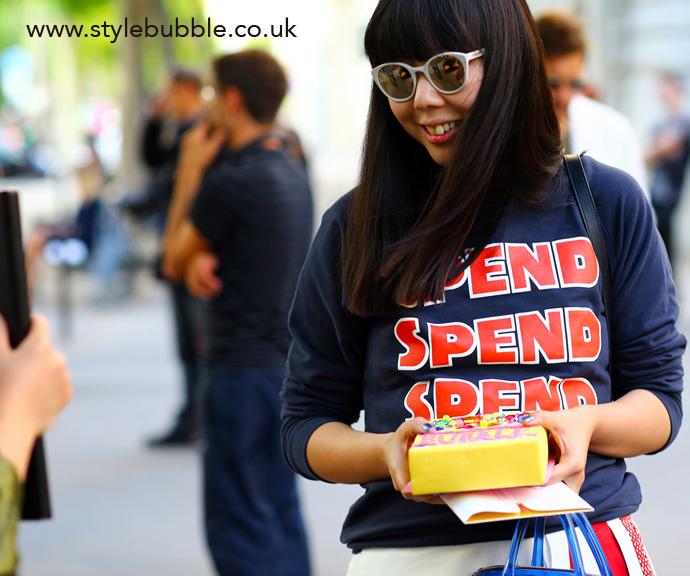 Blogger Moda Fashion