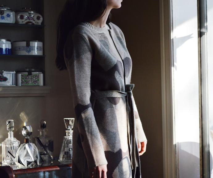Moda Mujer Invierno16 Lana