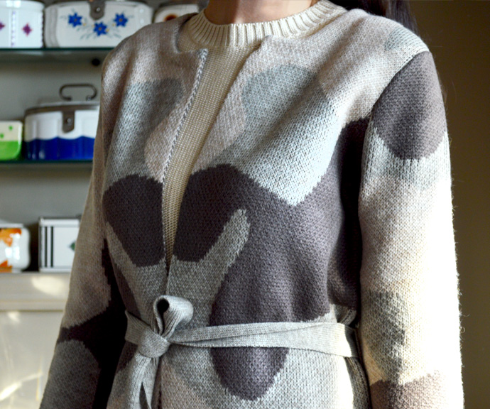 Saco Sweater Moda Invierno16